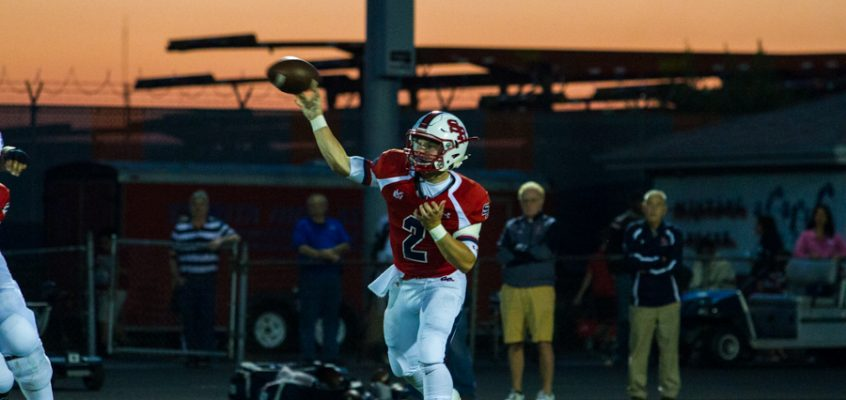 Chicago Area High School Football 2016 – Week #2