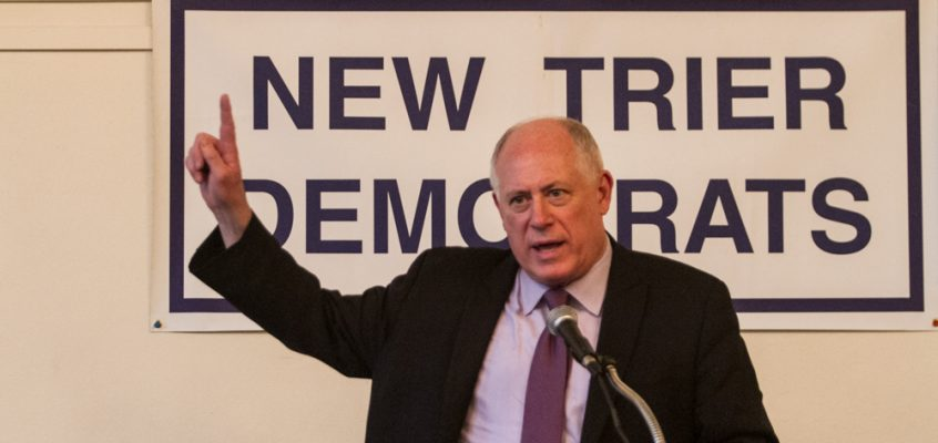 The Many Faces of Governor Pat Quinn