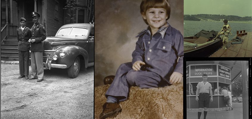 A how to guide for scanning in old family photos; tips, tricks, and more
