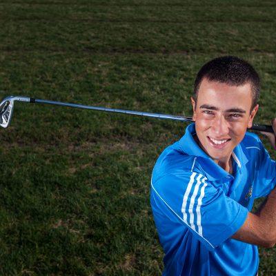 Nice Adduce, Golf, Sandburg. | Vincent D. Johnson/for Sun-Times Media
